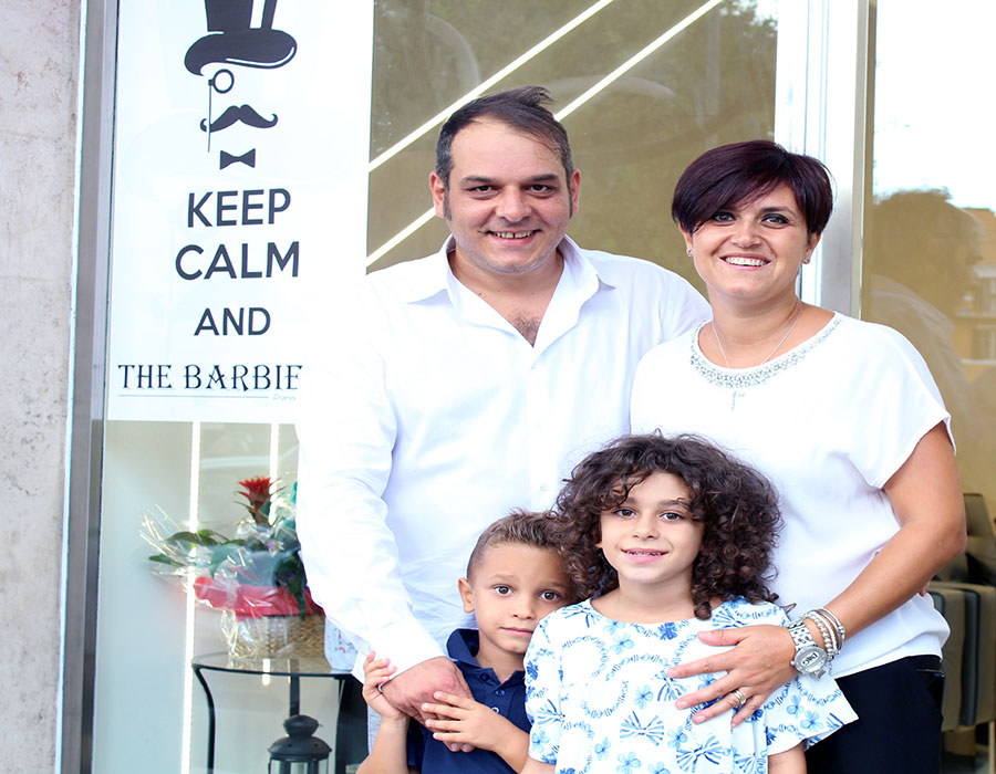 thebarbiere-family